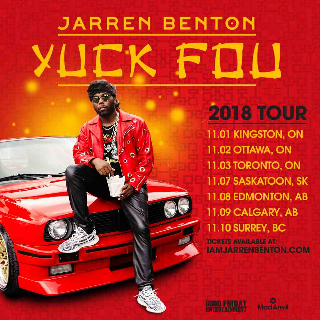 Jarren Benton Live In Ottawa Nov 2nd