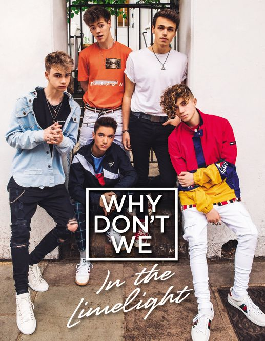 Indigo Presents: Why Don't We Book Signing