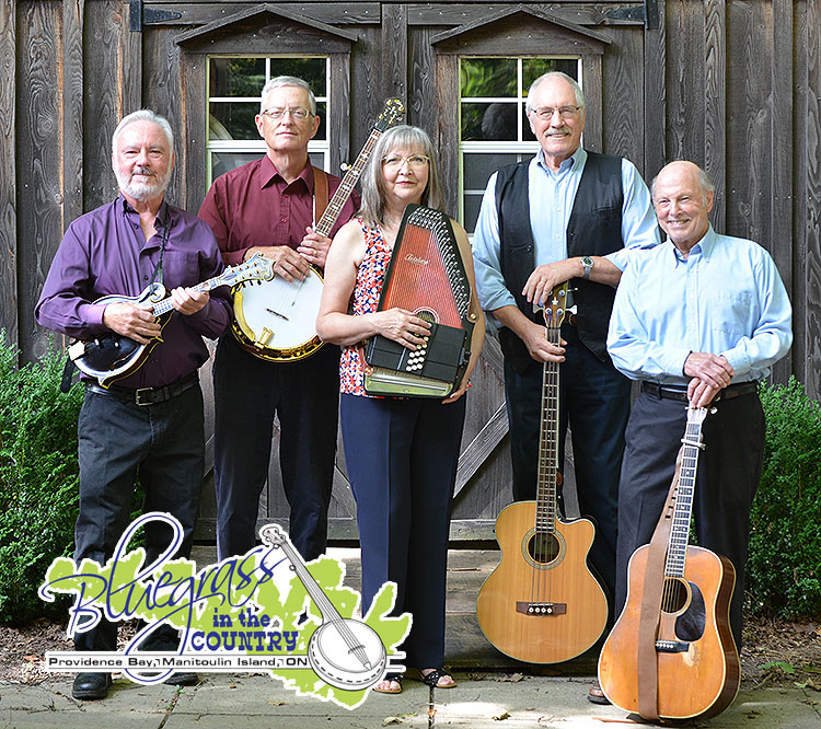 Bluegrass in the Country (Sunday Pass)