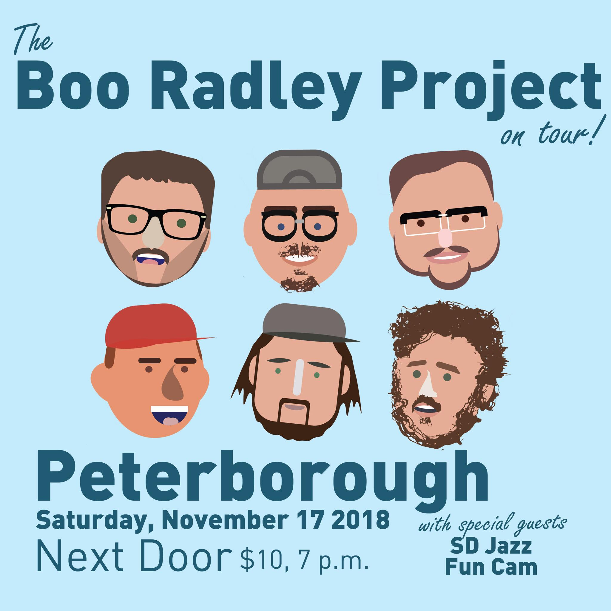 The Boo Radley Project