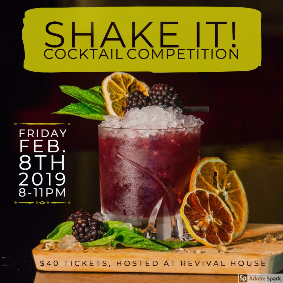 Shake It! Cocktail Competition