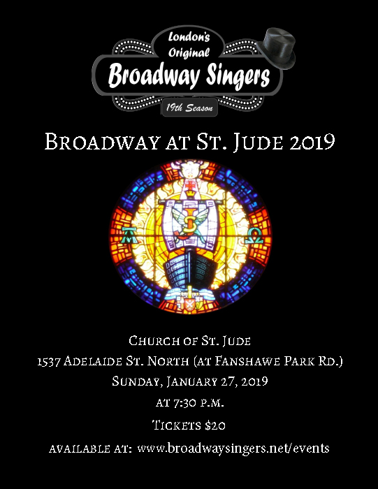 Broadway at St. Jude 2019