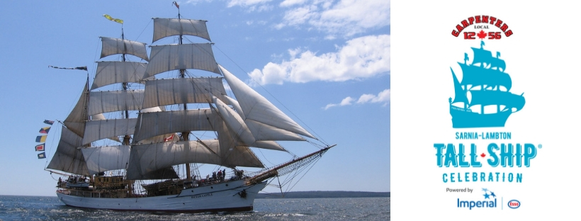 General Admission Sunday - Sarnia Tall Ships Celebration