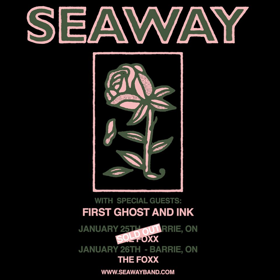 Seaway with Special Guests - Night # 2