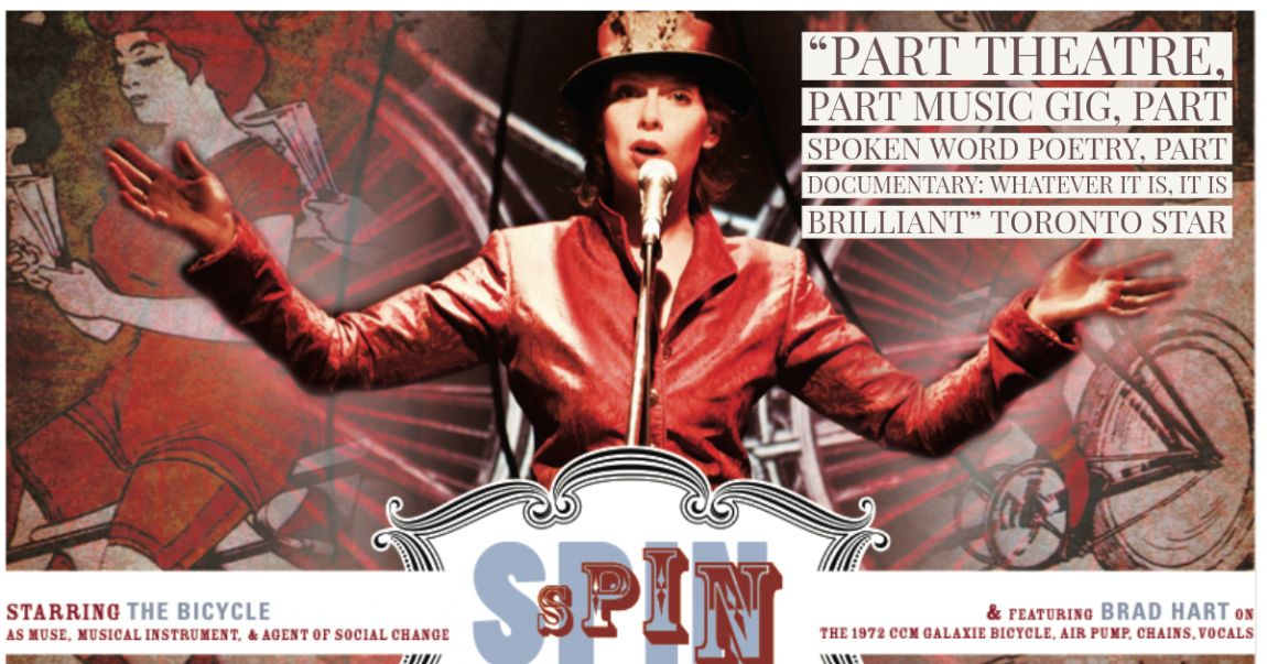 Evalyn Parry's SPIN