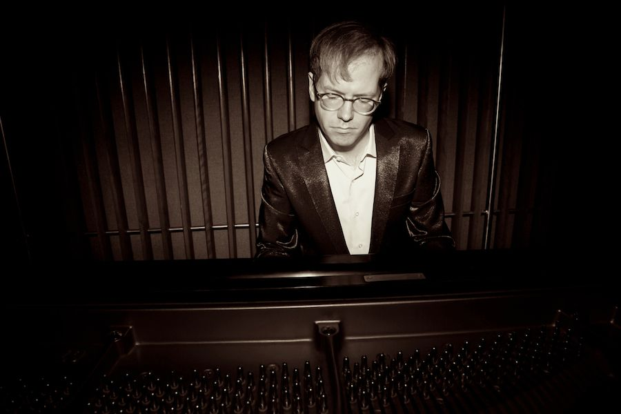 David Braid and the Penderecki Quartet