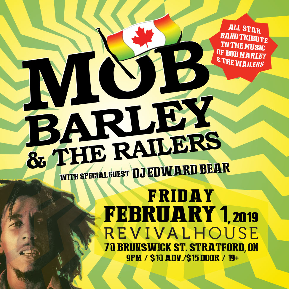Mob Barley & The Railers