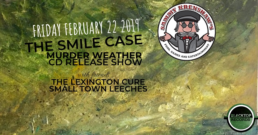 The Smile Case 'Murder Weather' CD Release Show