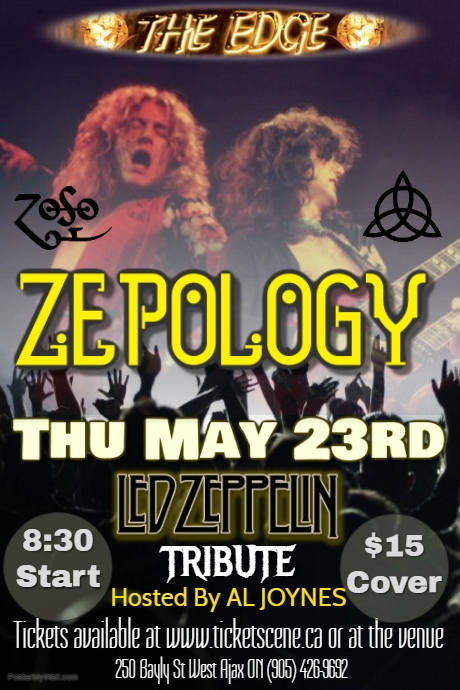 ZEPOLOGY (Led Zeppelin Tribute)