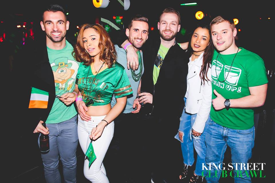 Montreal St. Patty's Day MTL Club Crawl 2019