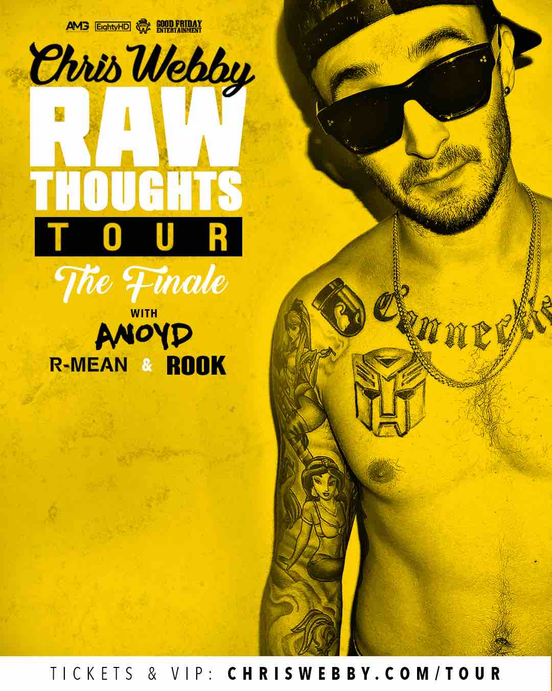 Chris Webby Live In Ottawa May 15th