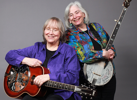 Cathy Fink & Marcy Marxer (presented by Cuckoo's Nest)