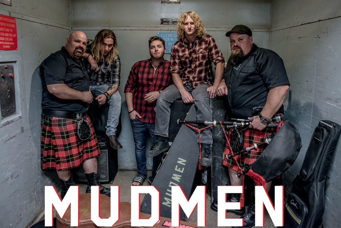 Mudmen Princess Ave Theatre St Thomas Ont