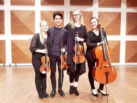 QuartetFest 2019, Concert 5 - Young Artists at Work
