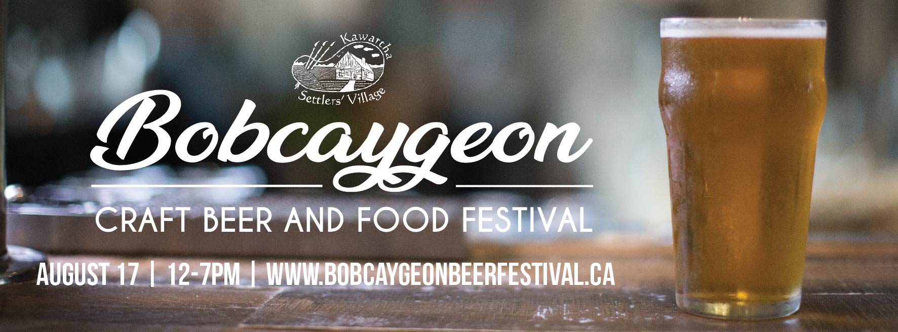 Bobcaygeon Craft Beer and Food Festival