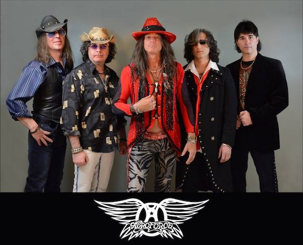 Aeroforce (Tribute to Aerosmith) @ Gables