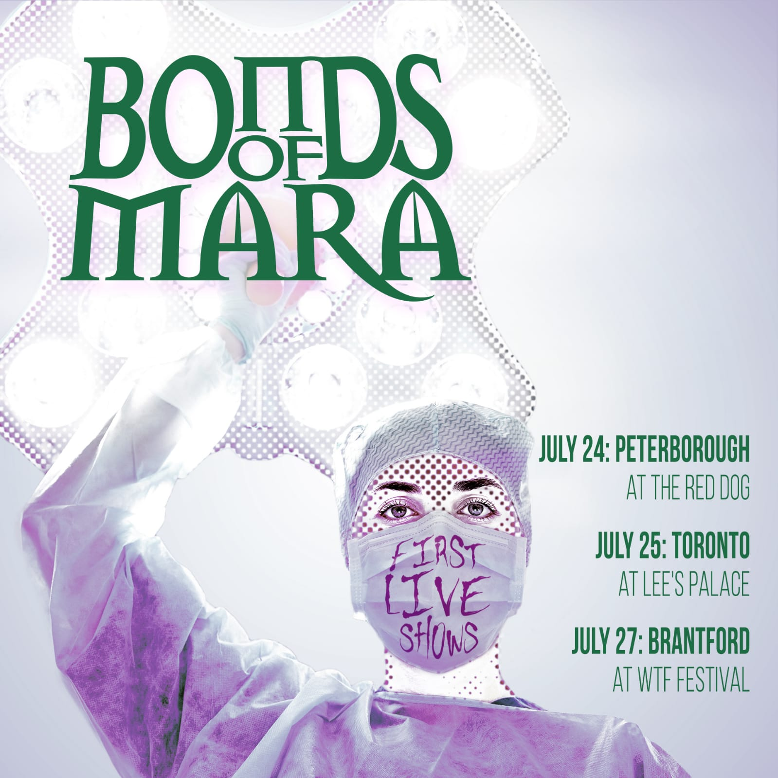 Bonds Of Mara + Special Guests Live In Toronto