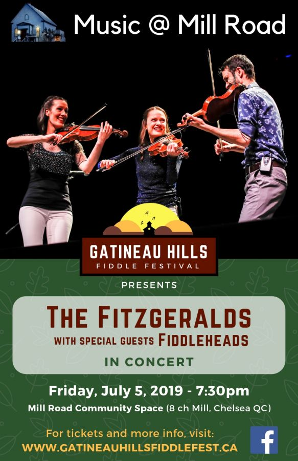 The Fitzgeralds in Concert