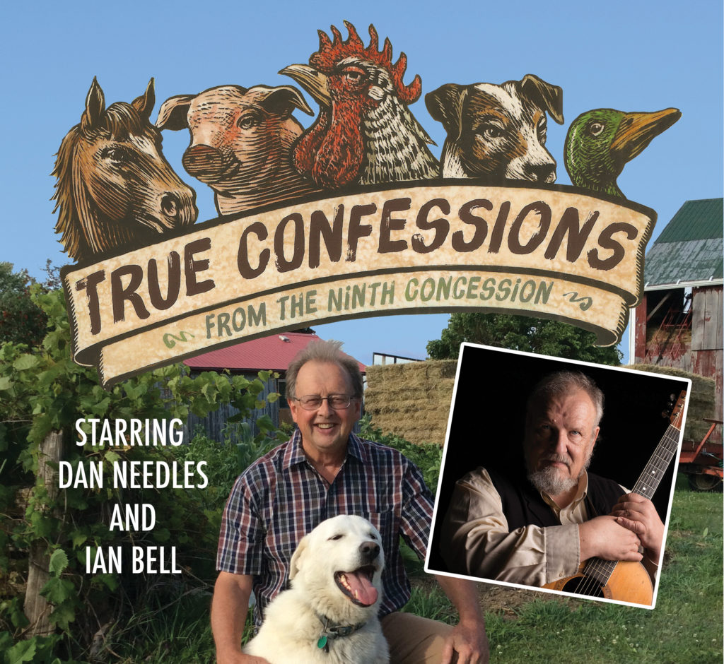 Kincardine Summer Music Festival presents - TRUE CONFESSIONS FROM THE NINTH CONCESSION: DAN NEEDLES AND IAN BELL