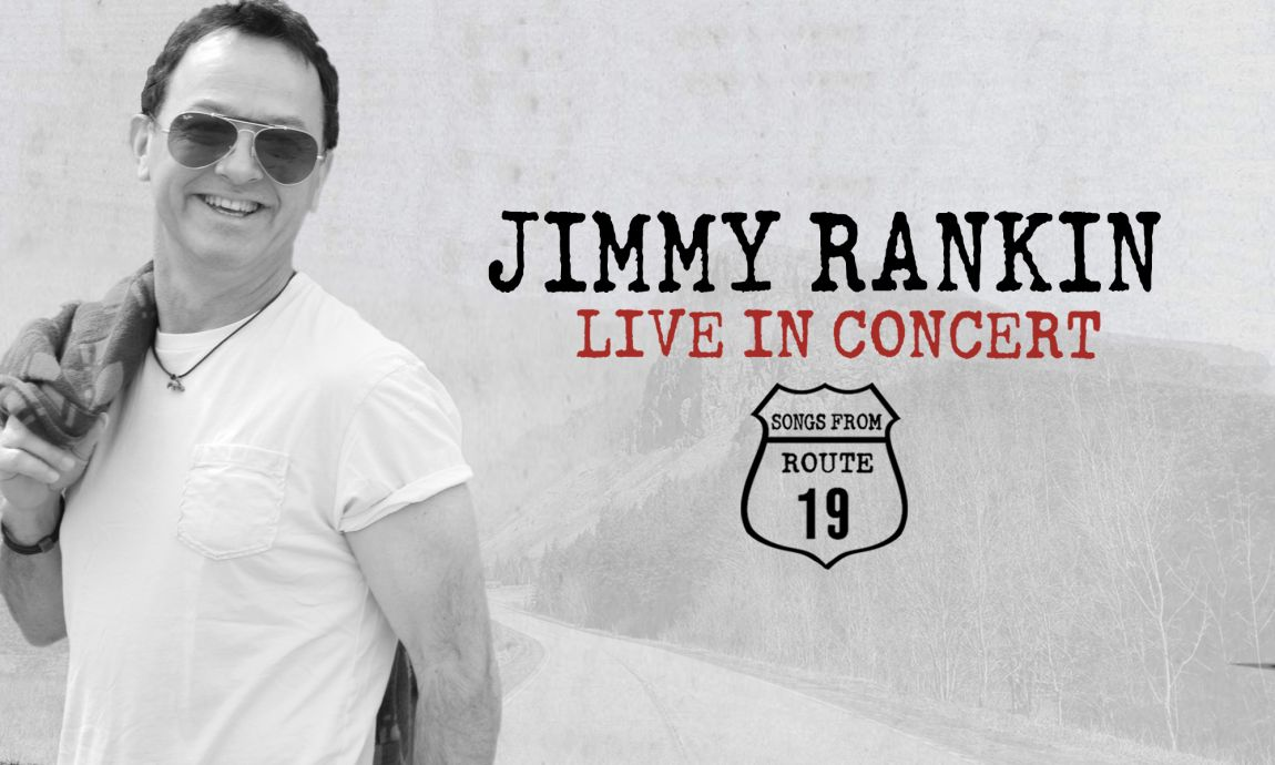 An evening with Jimmy Rankin