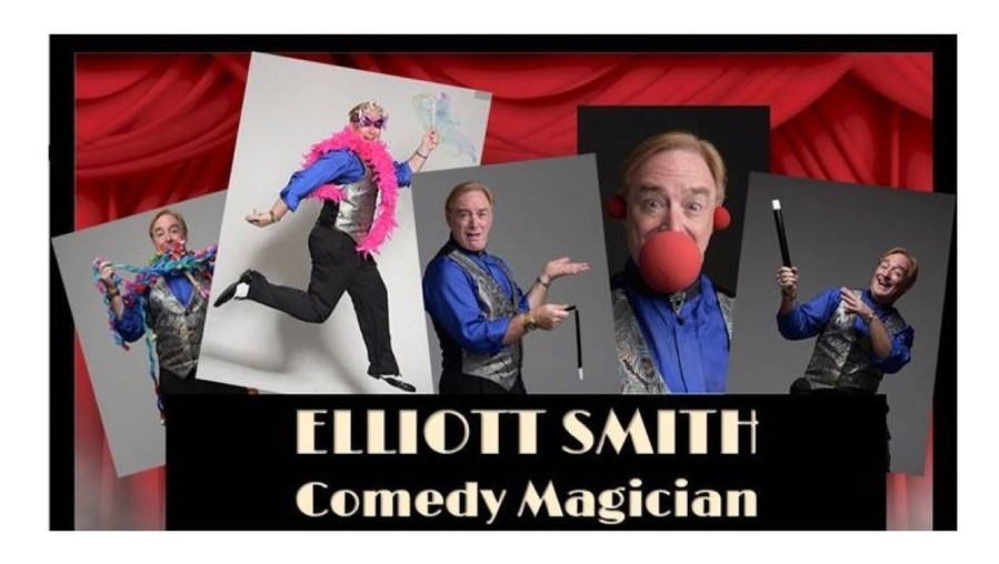 IndigoKids Presents: Comedy Magic Show with Elliott Smith