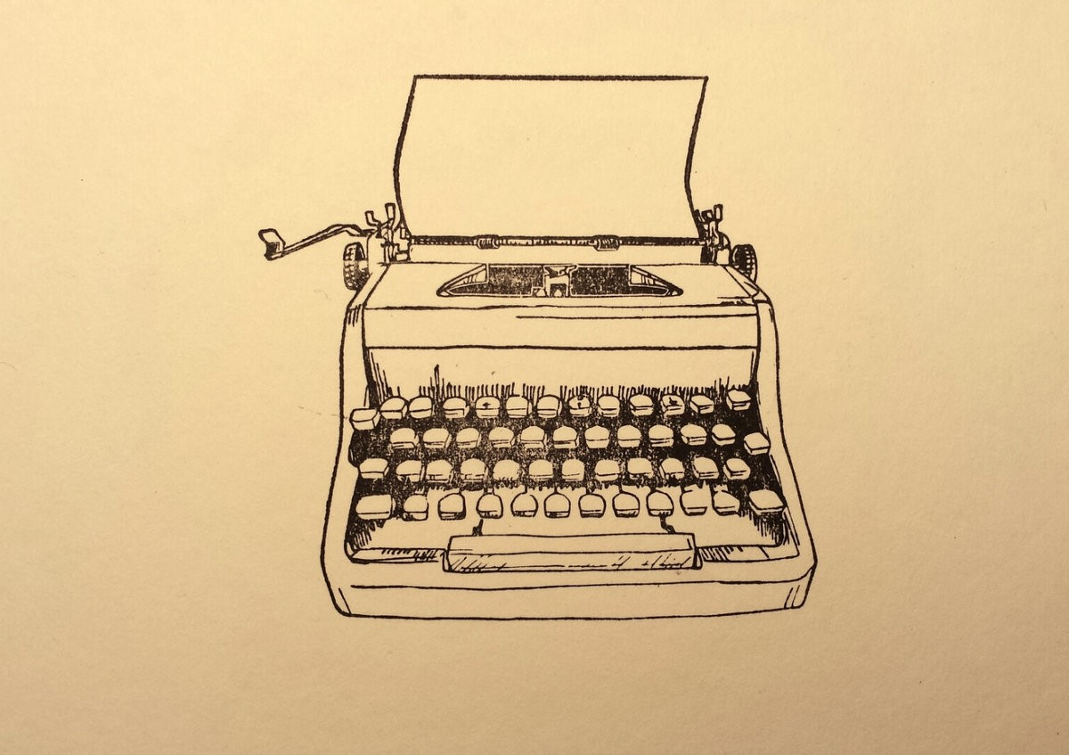 Indigo Presents: Typewriter Day