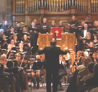 Kincardine Summer Music Festival presents - CHORAL FINALE: GLORIA AND ELIJAH