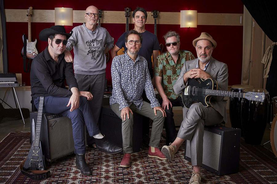 Rheostatics Live at The Coronation Hall