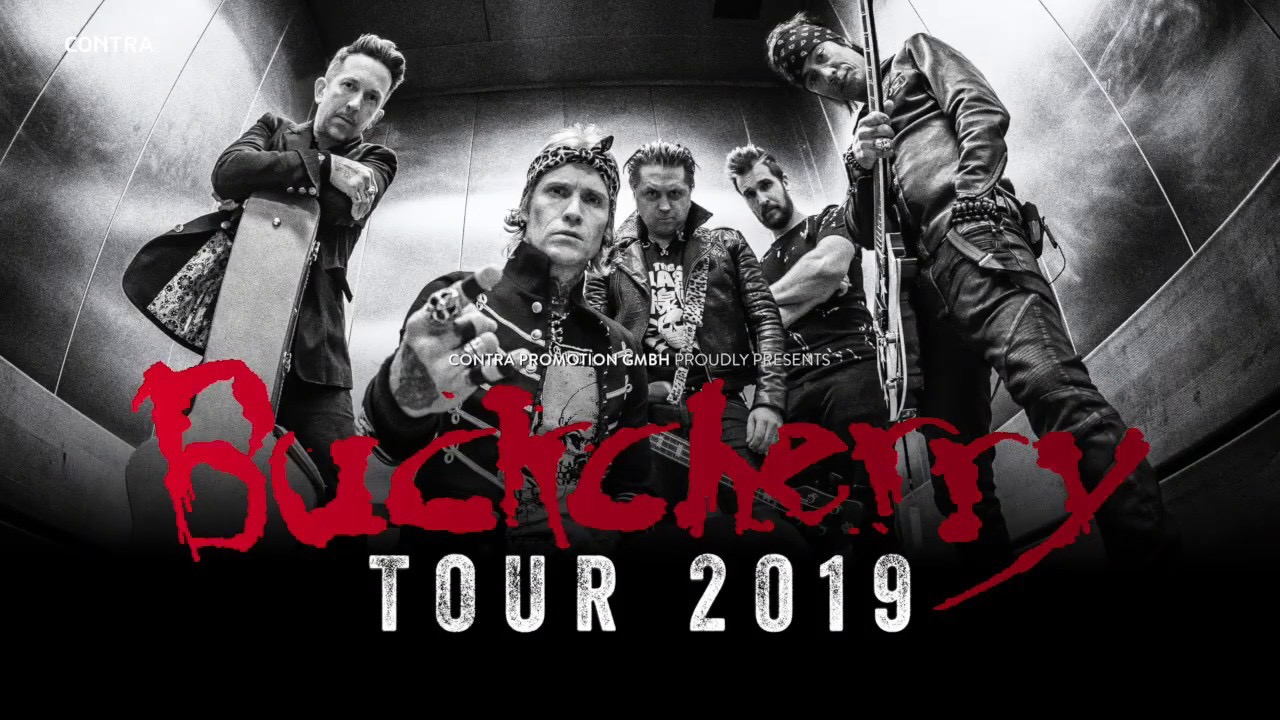 Buckcherry + Special Guests Live In Sudbury