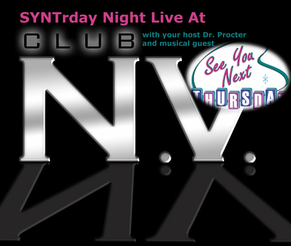 SYNTrday Night Live Video Event
