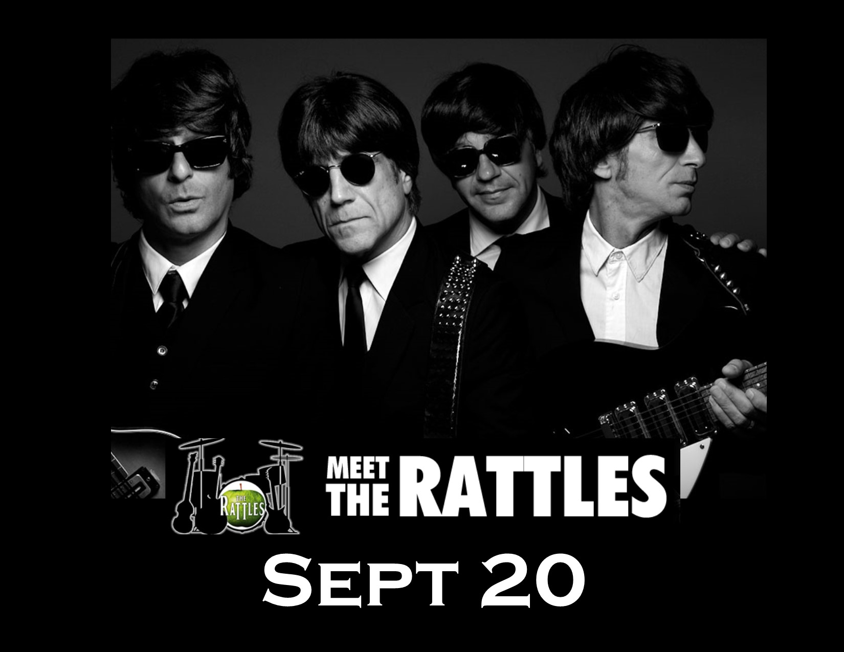 THE RATTLES - Canada's Most Authentic Tribute to THE BEATLES