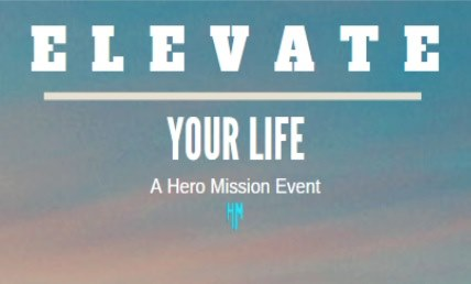 Elevate your life