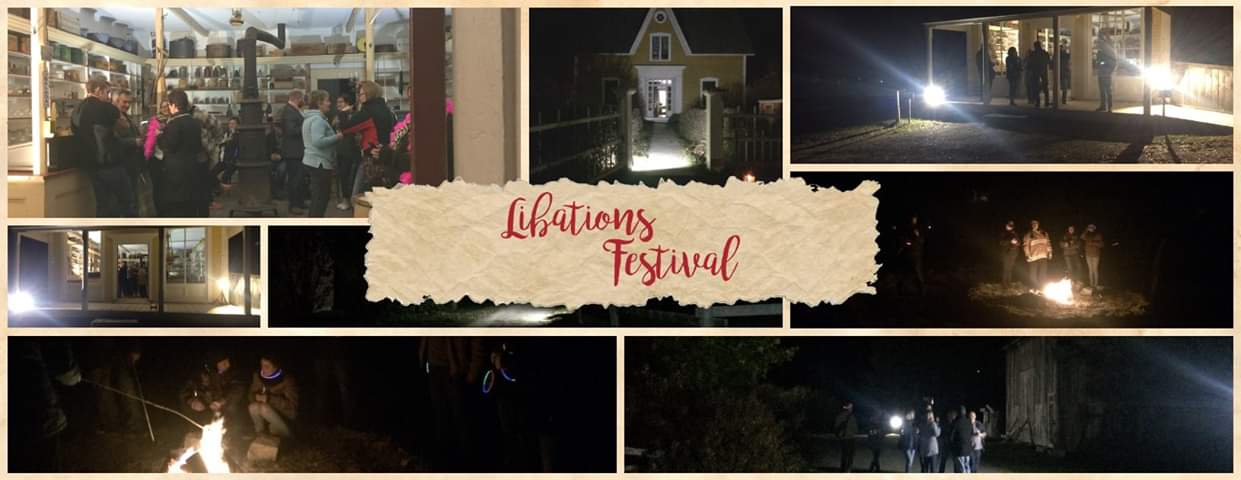 Libations Festival - Come Taste History 1800's Style