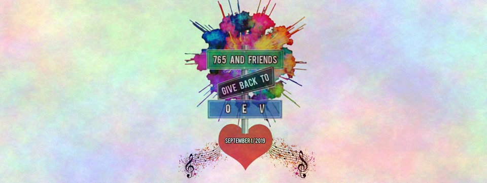 765 And Friends Give Back To OEV