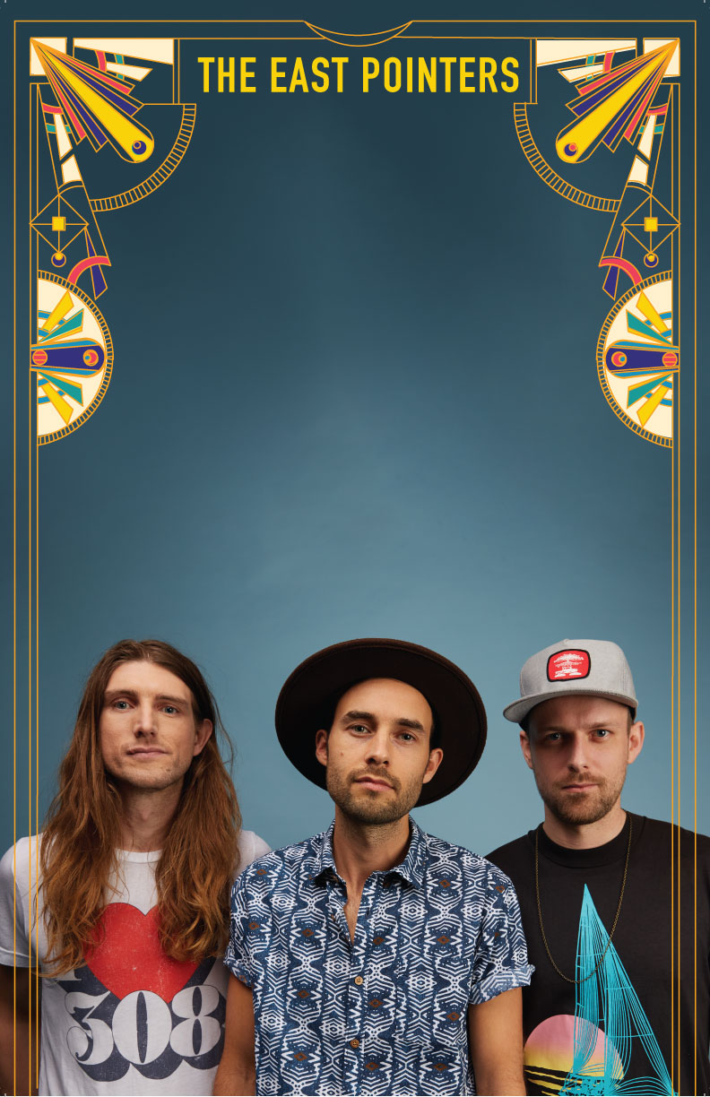 Riverfest Elora Presents: The East Pointers