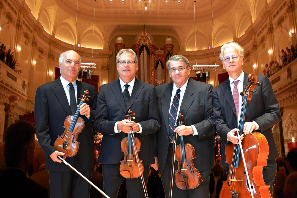 Chamber Music Hamilton presents The Fine Arts Quartet