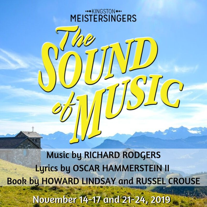 The Sound of Music - Saturday November 16, 2:00pm