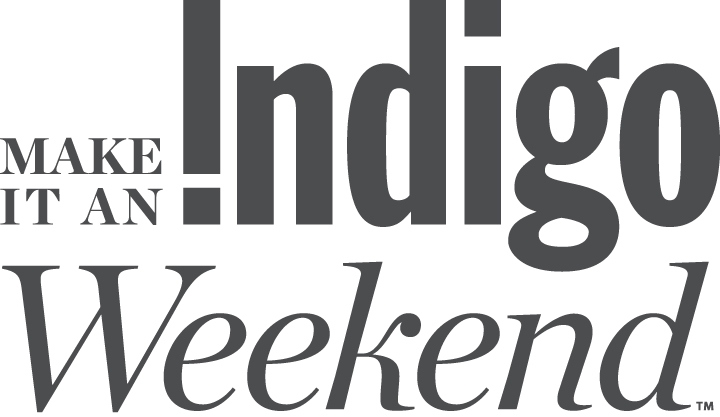Make It an Indigo Weekend: Kid Made Modern (Ages 4+)