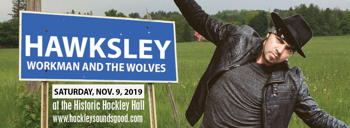 Hawksley Valley - Second Show
