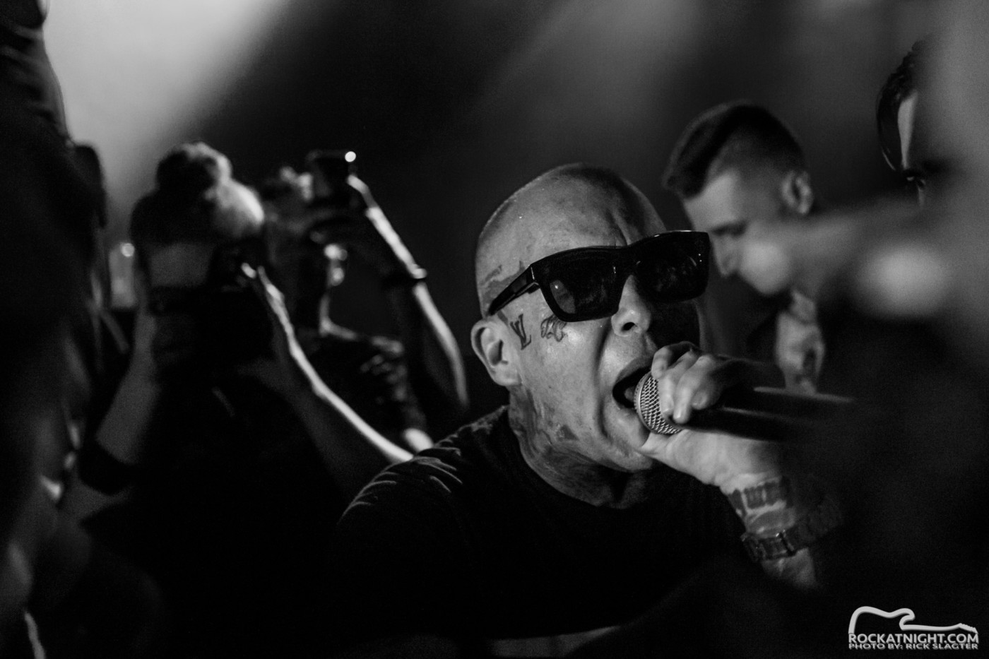 Madchild & Dizzy Wright live in London Sept 15th