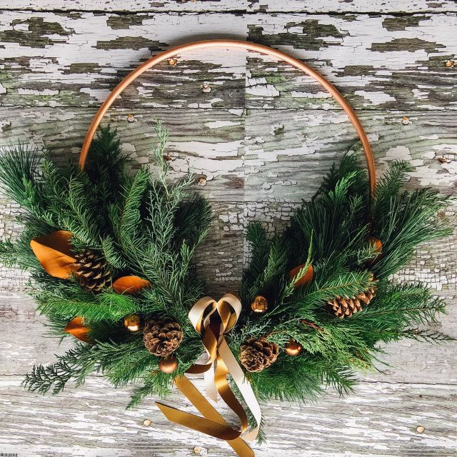 Indigo Presents: Holiday Wreath