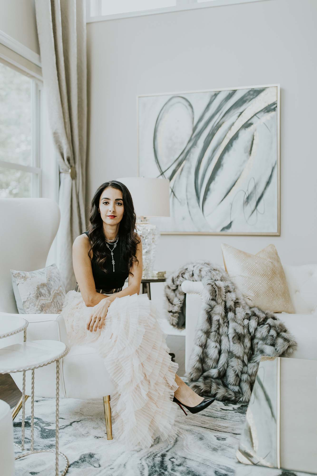 Indigo Presents: In Conversation: Farah Merhi