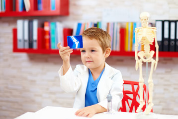 Little Medical School - Halloween Edition:  Blood, Bones, and Mucous, Oh My!