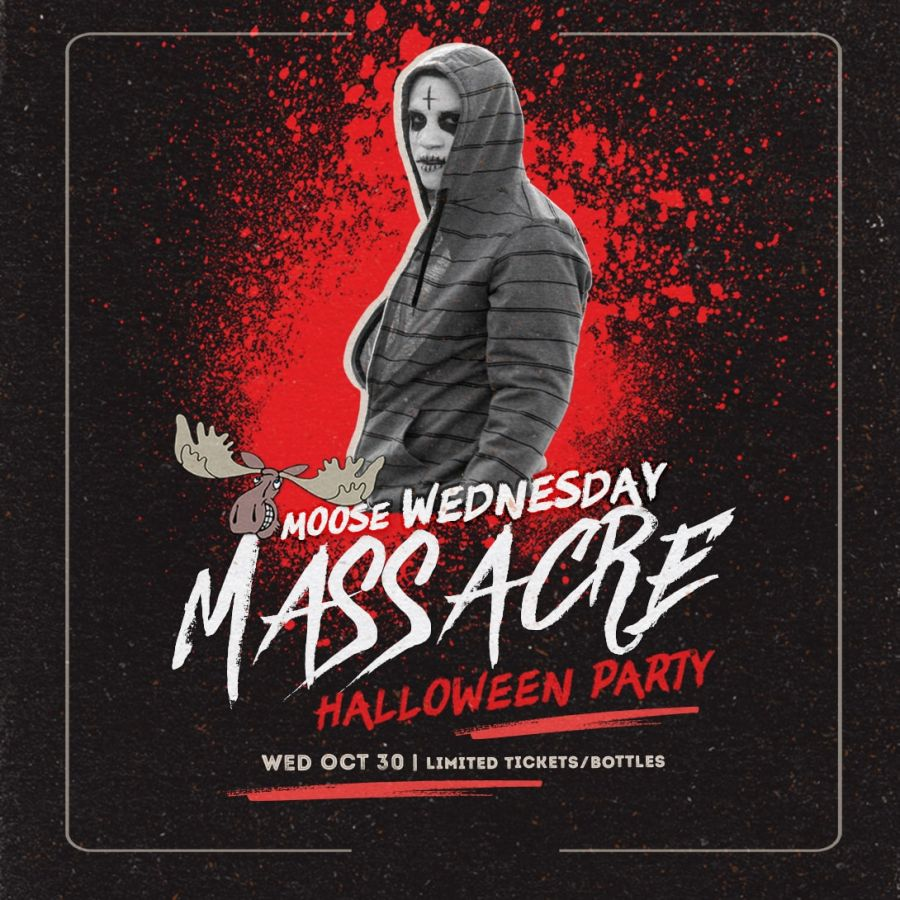 Moose Wednesday Massacre Halloween