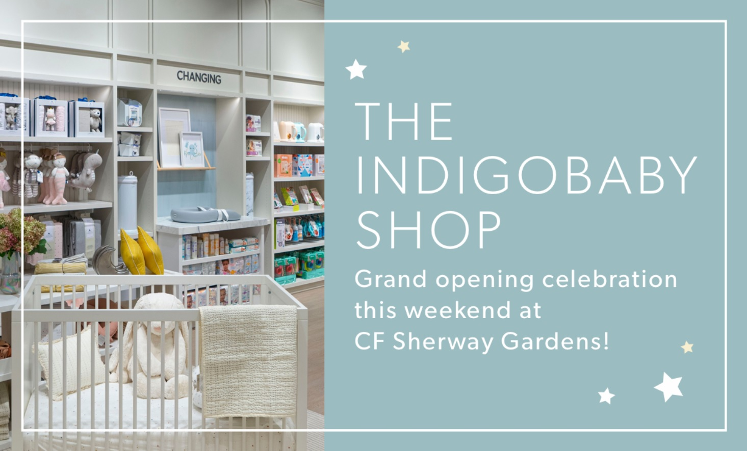 Indigobaby Private Shopping Experience