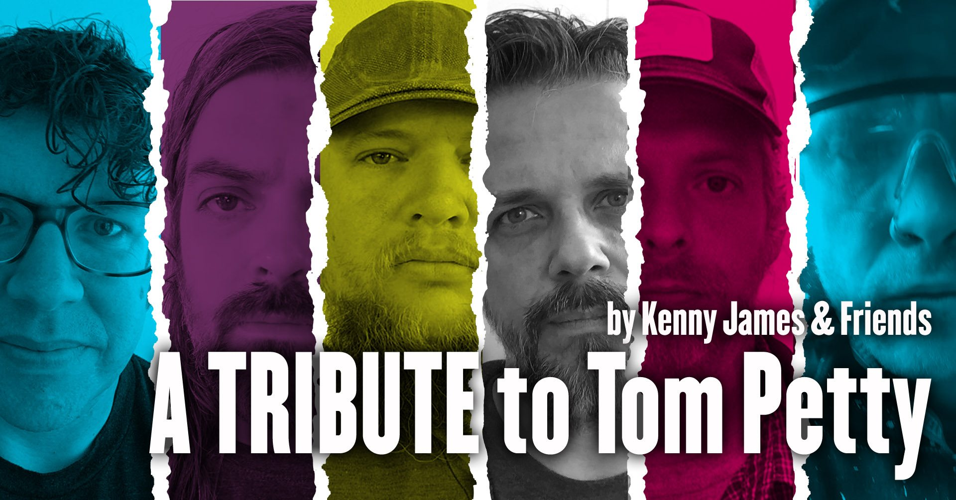 Tom Petty Tribute by Kenny James and Friends
