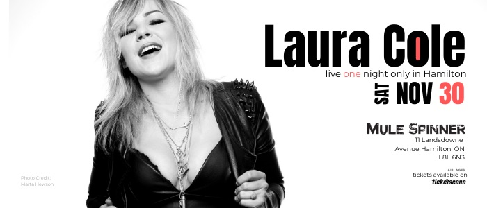 Laura Cole | Live at the Mule Spinner