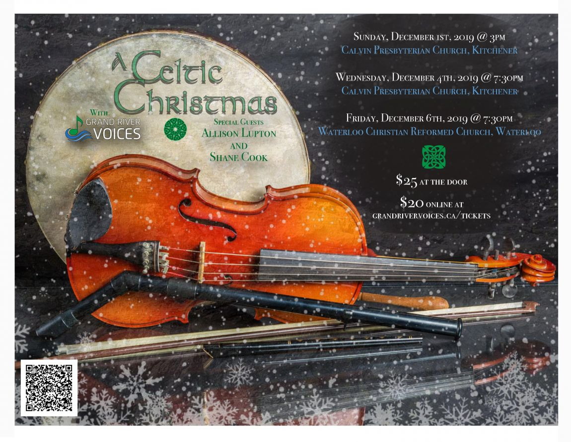 A Celtic Christmas with Grand River Voices