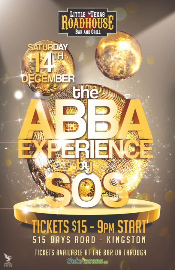 ABBA tribute- SOS- The ABBA Experience