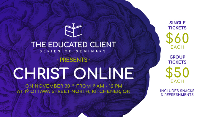 The Educated Client - Christ Online